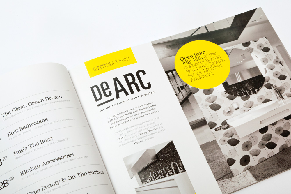 The Magazine Highlighted Case Studies As Well Interior Design Trends AUCKLAND